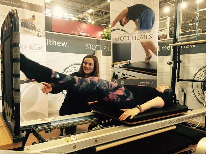 Machine REFORMER Pilates